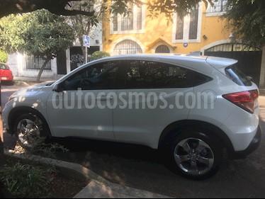 Honda HR-V Uniq Aut usado (2017) color Blanco precio $235,000