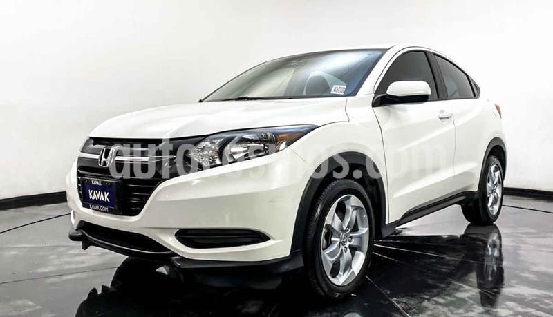 Honda HR-V Uniq usado (2016) color Blanco precio $239,999