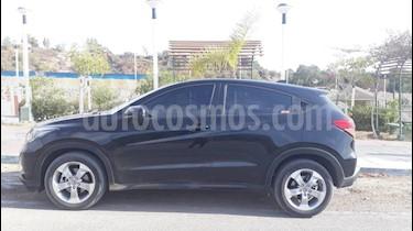 Honda HR-V 1.8L LX  usado (2017) color Negro Cristal precio $20,500
