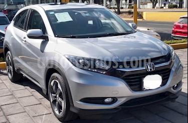 Foto venta Auto usado Honda HR-V Touring Aut (2018) color Plata precio $355,000