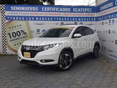 Foto venta Auto usado Honda HR-V Touring Aut (2018) color Blanco precio $339,000