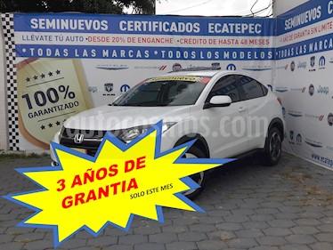 Foto Honda HR-V Touring Aut usado (2018) color Blanco precio $339,000