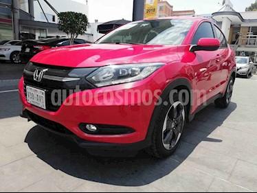 Foto venta Auto usado Honda HR-V Touring Aut (2018) color Rojo precio $345,000