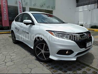 Foto Honda HR-V Touring Aut usado (2019) color Blanco precio $390,900