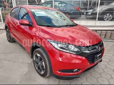 Foto venta Auto usado Honda HR-V Touring Aut (2018) color Rojo precio $322,000