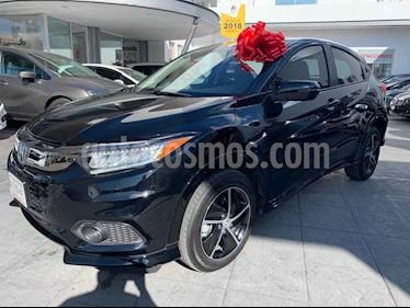 Foto venta Auto usado Honda HR-V Touring Aut (2019) color Negro precio $385,000