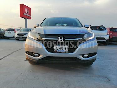 Foto venta Auto usado Honda HR-V Touring Aut (2018) color Plata Diamante precio $350,000