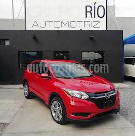 Foto Honda HR-V Uniq Aut usado (2017) color Rojo precio $262,000