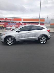 Foto Honda HR-V Uniq Aut usado (2016) color Plata precio $227,000