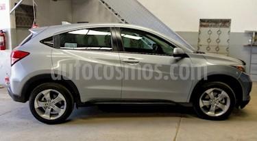 Foto venta Auto usado Honda HR-V Uniq Aut (2017) color Plata precio $270,000