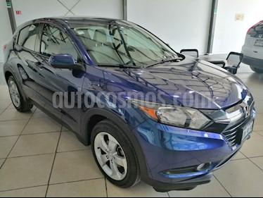 Foto venta Auto usado Honda HR-V Uniq Aut (2017) color Azul Oscuro precio $2,580,000