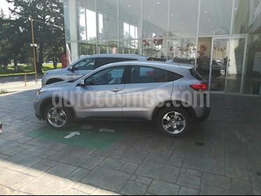 Foto venta Auto Seminuevo Honda HR-V Uniq Aut (2018) color Plata precio $300,000
