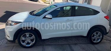 Foto Honda HR-V Uniq Aut usado (2016) color Blanco precio $250,000