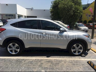 Foto venta Auto usado Honda HR-V Uniq Aut (2016) color Plata Diamante precio $210,000