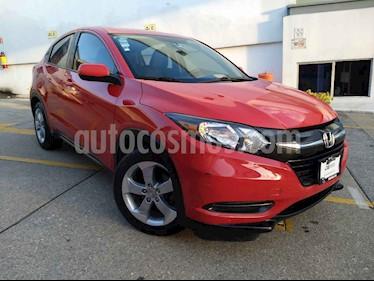 Foto venta Auto usado Honda HR-V Uniq Aut (2016) color Rojo precio $220,000