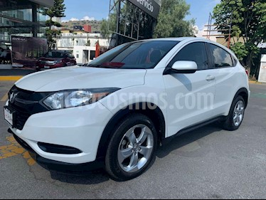 Foto Honda HR-V Uniq Aut usado (2016) color Blanco precio $225,000