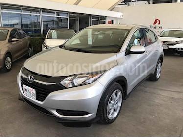 Foto venta Auto usado Honda HR-V Uniq Aut (2016) color Plata precio $259,000