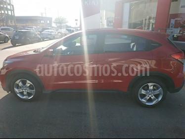 foto Honda HR-V Uniq Aut usado (2016) color Rojo Milano precio $250,000