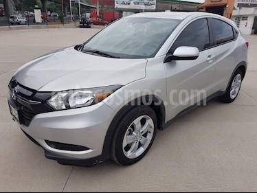 Foto venta Auto usado Honda HR-V Uniq Aut (2016) color Plata Diamante precio $2,250,000