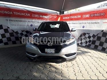 Foto venta Auto usado Honda HR-V Uniq (2018) color Plata precio $294,900