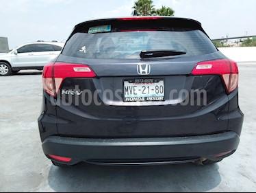 Foto venta Auto usado Honda HR-V Uniq (2016) color Negro precio $225,000