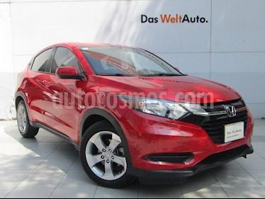 Foto venta Auto usado Honda HR-V Uniq (2016) color Rojo Milano precio $215,000