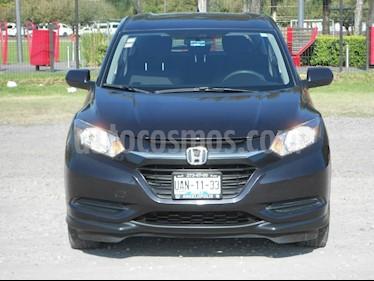 Foto Honda HR-V Uniq usado (2016) color Negro precio $190,000