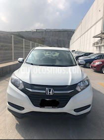 Foto venta Auto usado Honda HR-V Uniq (2018) color Blanco precio $259,300