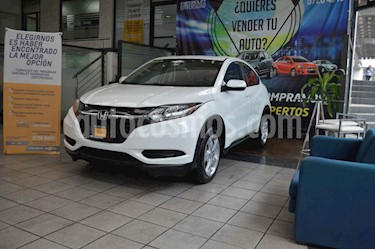 Foto venta Auto usado Honda HR-V Uniq (2016) color Blanco precio $259,000