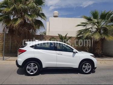 Foto Honda HR-V Uniq usado (2017) color Blanco precio $268,000