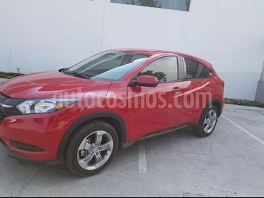 Foto venta Auto Seminuevo Honda HR-V Uniq (2018) color Rojo precio $269,900