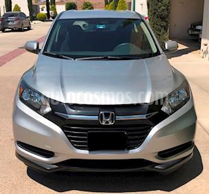 Foto venta Auto usado Honda HR-V Uniq (2016) color Plata Diamante precio $235,000