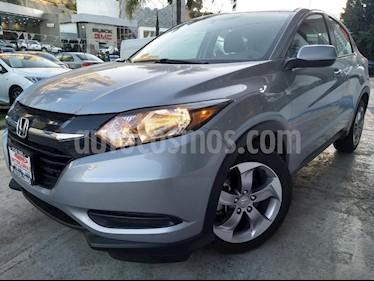 Foto venta Auto usado Honda HR-V Uniq (2018) color Gris precio $310,000