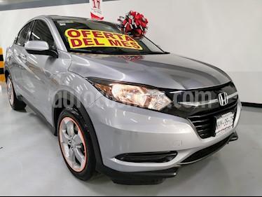 Foto venta Auto usado Honda HR-V Uniq (2017) color Plata Diamante precio $230,000