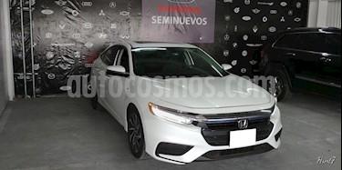 Foto venta Auto usado Honda Insight 4p Hibrido L4/1.5 Aut (2019) color Blanco precio $519,000