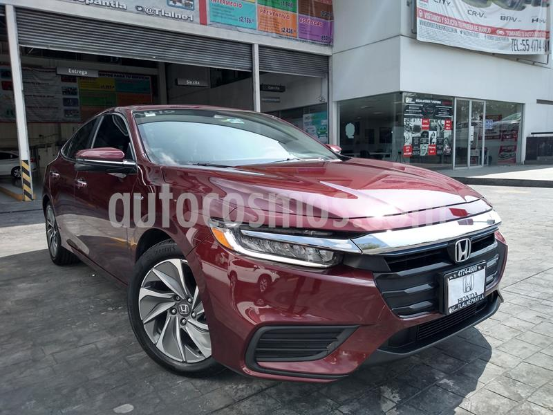 Honda Insight 1.5L usado (2019) color Rojo precio $499,000