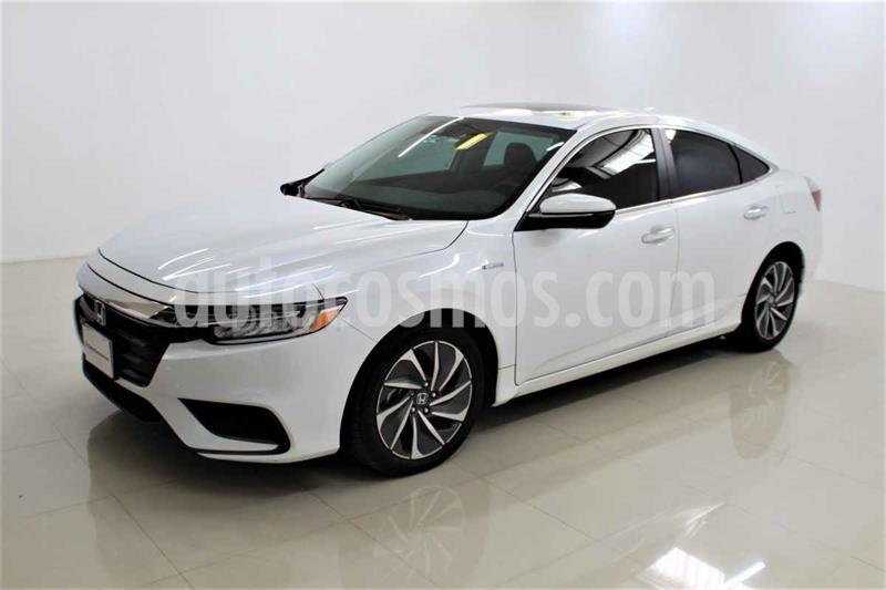 Honda Insight 1.5L usado (2020) color Blanco precio $518,000