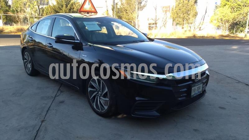 Honda Insight 1.5L usado (2019) color Negro precio $470,000