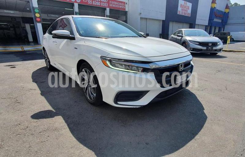 Honda Insight 1.5L usado (2018) color Blanco precio $465,000