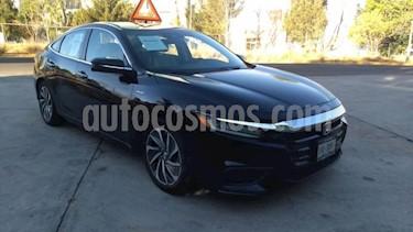 Honda Insight 4p Hibrido L4/1.5 Aut usado (2019) color Negro precio $480,000