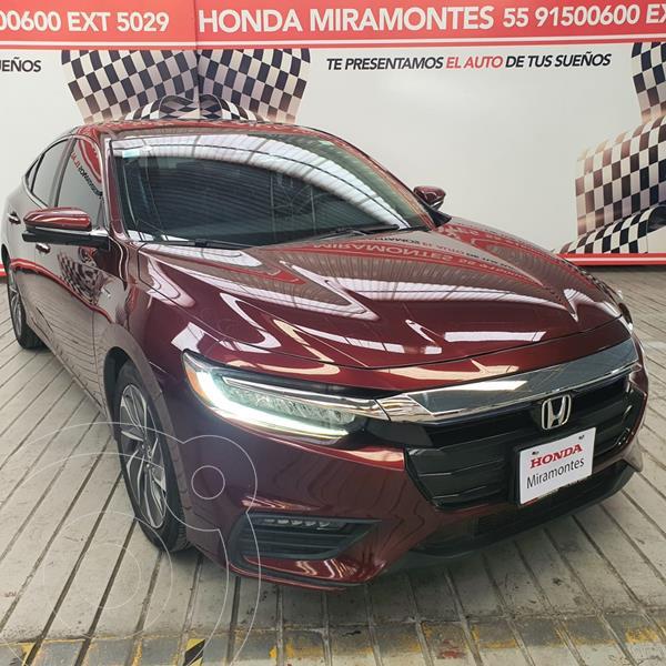 Foto Honda Insight 1.5L usado (2019) color Rojo financiado en mensualidades(enganche $127,500 mensualidades desde $10,226)