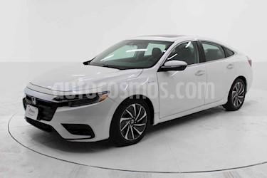 Honda Insight 1.5L usado (2019) color Blanco precio $499,000