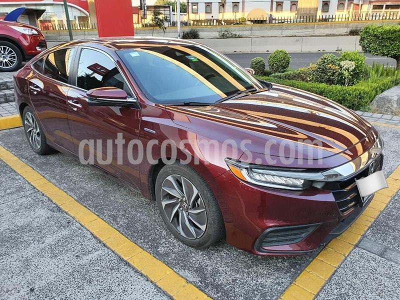 Honda Insight 1.5L usado (2019) color Rojo precio $479,000