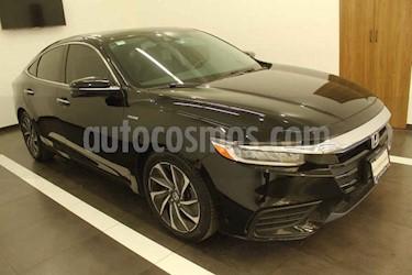 Honda Insight 4p Hibrido L4/1.5 Aut usado (2019) color Negro precio $410,000