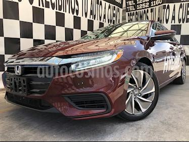 Honda Insight 1.5L usado (2020) color Rojo precio $559,000