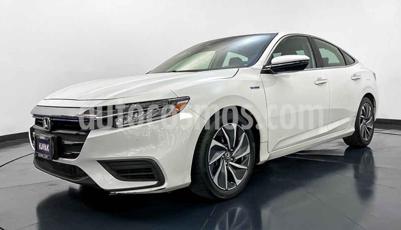 Honda Insight 1.5L usado (2019) color Blanco precio $479,999