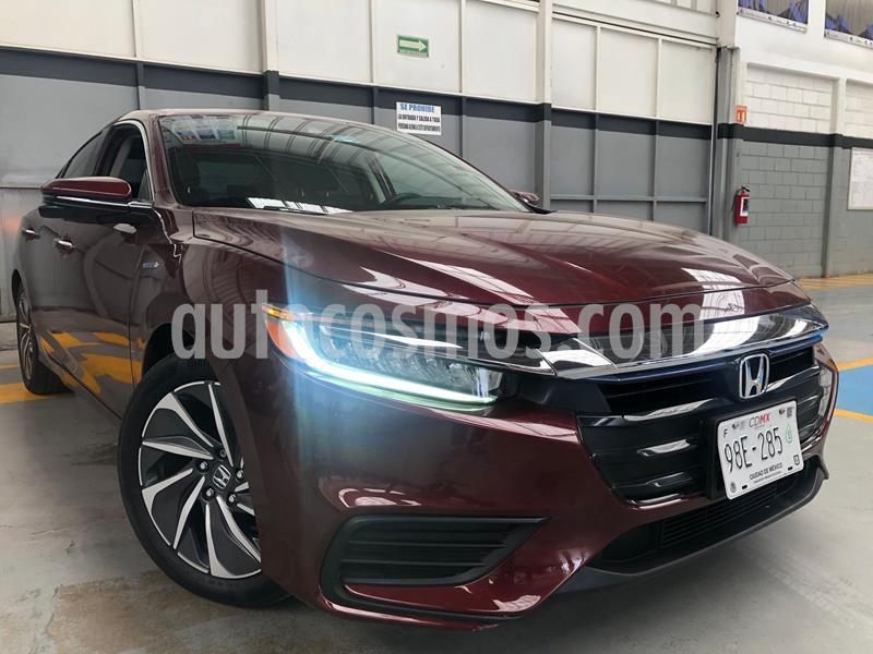 Honda Insight 1.5L usado (2019) color Rojo precio $469,000