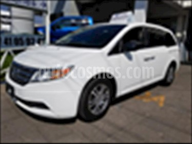Honda Odyssey 3.5 EXL AT usado (2012) color Blanco precio $210,000