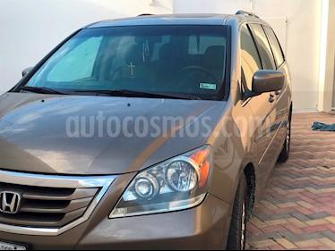 Foto venta Auto usado Honda Odyssey 3.5L  (2008) color Bronce precio u$s19.800