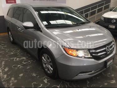 Foto venta Auto usado Honda Odyssey 5p EX V6/3.5 Aut (2016) color Plata precio $369,900